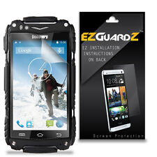 5X EZguardz Screen Protector Skin Cover Shield 5X For Discovery V8 (Ultra Clear)