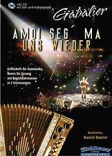 Steirische Harmonika (Gesang)  Noten : GABALIER Amoi seg ma uns wieder - mit CD