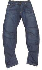 G-Star Homme Jeans w31 l34 Arc 3d Loose Fuselé jambes 31-34 état comme neuf