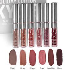 Kylie Jenner Lip Kit MATTE Liquid Lipstick Ltd Birthday Edition Mini 6 pcs Set