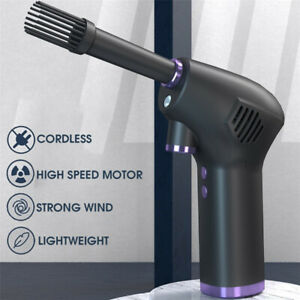 45000 RPM Electric Cordless Air Duster Air Blower Cleaner For Computer Keyboard
