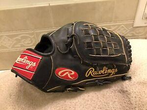 "Rawlings PRO-15B 11"" HOH Youth Pitchers Baseball Glove Right Hand Throw"