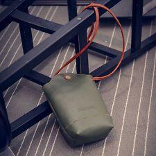 Women Irregular Little Phone Bag Casual PU Crossbody Bag Bucket Bag 1pc