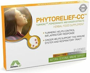 AlchemLife Phytorelief - 12 Lozenges