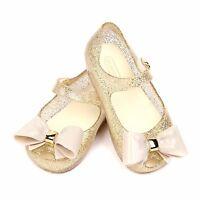 Rose kids Girls Mini Melissa Shoes Sandals Toddler US Size 6-11 EUR 21-29 Up