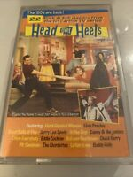 HEAD OVER HEELS - 22 ROCK N ROLL CLASSICS - CASSETTE TAPE ALBUM