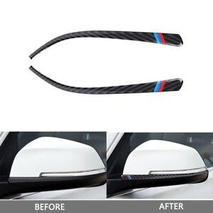 Rearview Mirror Bumper Guard Sticker Trim Protector For BMW F30 F31 F32 F33 F34