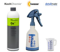 KOCH CHEMIE Gs Green Star 1L MERCURY SUPER PRO+ 360 VITON 0,5L Messbecher 50 ml
