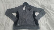Sporting Kansas City Adidas 1/4 zip pullover - MLS Medium