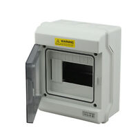 Outdoor Switch Box 1506 6 Way IP66 Waterproof Electrical Distribution Enclosure
