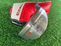 EVNROLL ER8.3 Players Mallet Putter RH Uncut Choose Length + Grip