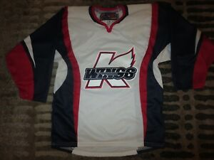 Kalamazoo Wings ECHL Minor League Hockey SP Jersey SM S mens