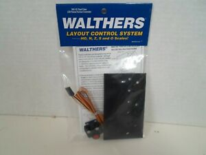 Walthers Dual color LED Fascia Turnout Controller P/N 942-121