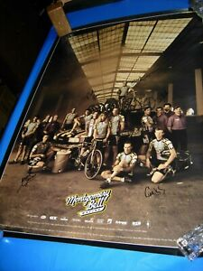 Montgomery Bell Professional Cycling Team Poster