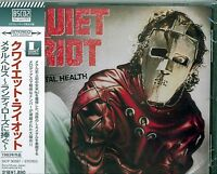 QUIET RIOT METAL HEALTH CD+2 JAPAN 2013 RMST BSCD2 NEW/GIFT PERFECT KEVIN DUBROW
