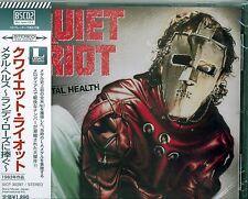 QUIET RIOT METAL HEALTH CD +2 - JAPAN 2013 RMST Blu-Spec CD2 - GIFT PERFECT!