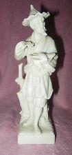 Vintage Fitz & Floyd 'Chine En Blanc' Style Porcelain Asian Figurine 1977