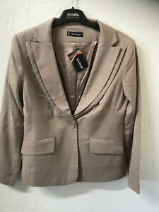 Kaleidoscope Size 12 Light Brown Jacket