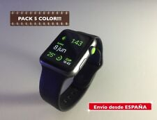 x10 Sticker Apple Watch corona digital crown pegatinas accesorios 5 colores