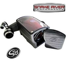S&B COLD AIR INTAKE 92-00 GMC CHEVY DIESEL 6.5L C/K 1500 2500 3500 75-5045 OILED