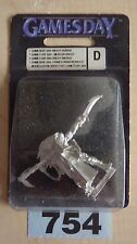 WARHAMMER 40K LIMITED EDITION GAMES DAY 2001 TAU KROOT SHAPER MIB OOP RARE #754