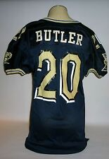 ? Butler - Game used, worn - Pitt football jersey
