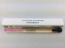 YSL Yves Saint Laurent Le Vestiaire Parfums TUXEDO Patchouli EDP .11oz / 3.5 ml