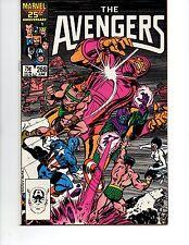 AVENGERS # 268(MARVEL 1986)VF/NM