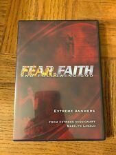 Fear Faith And Following God Dvd