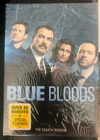 "Blue Bloods The Complete Eighth Season 8 DVD Sealed TV BRAND NEW ""FAST SHIPPING"""