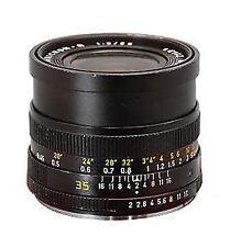 Leica Kamera-Objektive mit 35mm Brennweite
