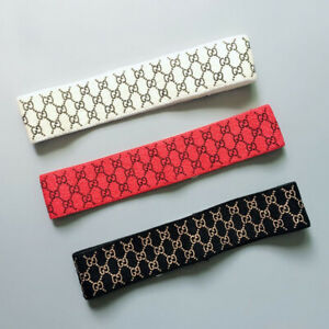 100%  new  /headband black + red + white one size fits all  AAAAA+
