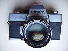 appareil photo Minolta SRT 101 / objectif mc rokkor - pf 1:17 f = 55 mm 2423432