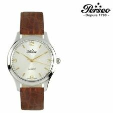 35374 VINTAGE PERSEO WATCH MANUAL WINDING SWISS MADE UHR HANDAUFZUG MONTRE RELOJ