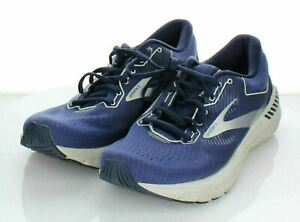 N25 $160 Men's Sz 11 M Brooks Transcend 7 Fabric Lace Up Running Sneakers