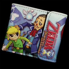 Nintendo Zelda Phantom Hourglass Zelda Wallet Two-fold US SELLER