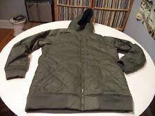"Burton DryRide ""Restricted"" Jacket/Hoodie Size Large"