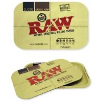 RAW Magnetic Lid Tray - 1 Cover - Brown Classic Large 13 x 11 Size Magnet Nice