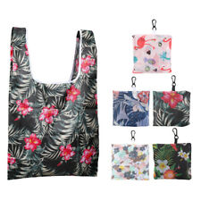 5pcs X-Large Reusable Grocery Bags - Foldable Tote Shopping Bag Waterproof 100%