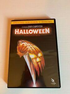*RARO* Halloween [Special Edition 2 Dvd] di JOHN CARPENTER ~ Fuori Catalogo