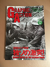 GRAPHIC ACTION 1992 No.12 - GERMAN vs U.S.S.R BLOODY BATTLE OF THE EASTERN FRONT