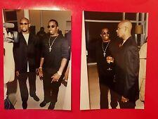 "Puff Daddy, P Diddy, BAD BOY, R Kelly,  Hip Hop,  ""Satisfy You"" video shoot 4'6"