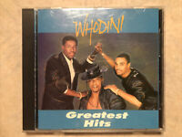 WHODINI: GREATEST HITS CD! W/MAGIC'S WAND-FIVE MINUTES OF FUNK-FRIENDS! EX++
