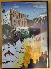 SNOW GODS SKI East Cost Skiing (DVD) extreme sports - Free Shipping