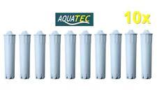 10x Filterpatrone AQUATEC für JURA CLARIS BLUE, Kaffeemaschine,