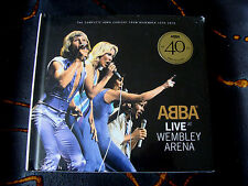 CD Double: ABBA : Live At Wembley Arena 1979 : 2 CDs
