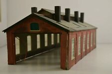 OO Gauge Double engine shed from Metcalfe