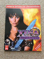 Xena Warrior Princess - Prima's offizielles Lösungsbuch