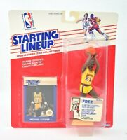 NEW NOS 1988 NBA Starting Lineup Michael Cooper Los Angeles Lakers Action Figure