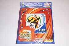 PANINI South Africa 2010 WC 10 - New/sealed UK Edition empty album starter pack